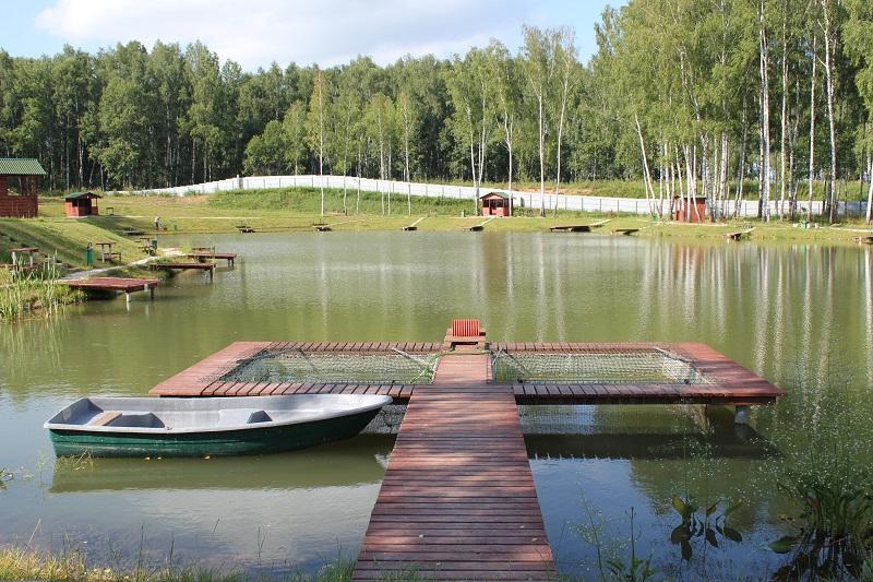 Рыбацкая усадьба «Максимиха» — платная рыбалка в Московской ...